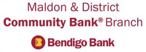 Maldon & District Community Bank Branch logo